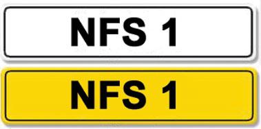 Lot 7-Registration Number NFS 1