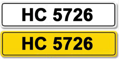 Lot 9-Registration Number HC 5726