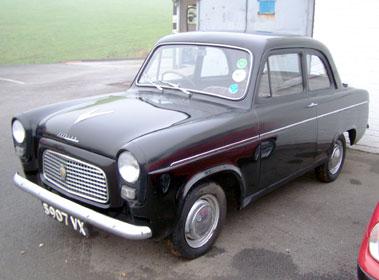 Lot 81-1960 Ford Popular