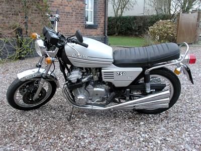Lot 21-1975 Benelli Sei