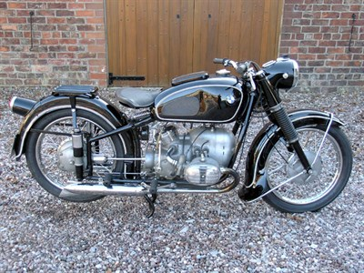 Lot 31-1953 BMW R51/3