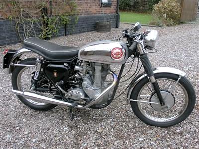 Lot 30-1955 BSA Special