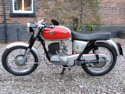 Lot 3-1960 Bultaco Mercurio 155