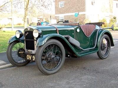 Lot 14-1931 Austin Seven EA Sports 'Ulster'