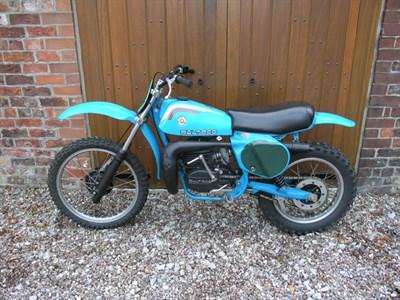 Lot 46-1978 Bultaco Pursang MK12