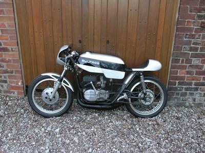 Lot 15-1967 Bultaco Metralla Kit America