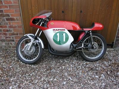 Lot 36-1965 Bultaco TSS