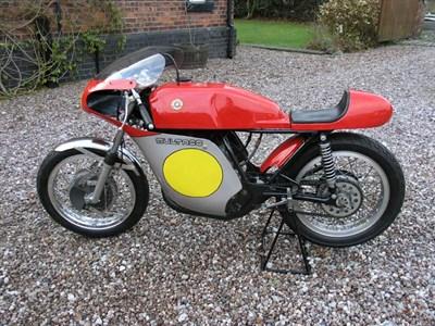 Lot 33-1965 Bultaco TSS Replica