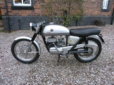 Lot 41-1970 Bultaco Metralla