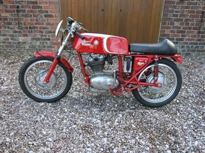 Lot 4-1968 Ducati 24-Hour