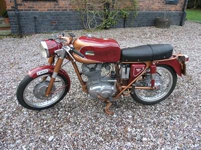 Lot 37-1962 Ducati Elite