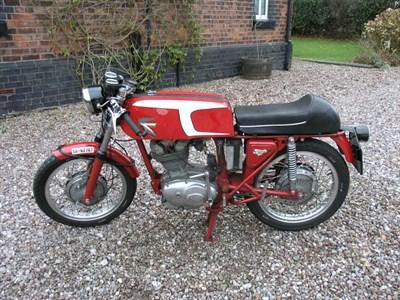 Lot 32-1966 Ducati 24-Hour
