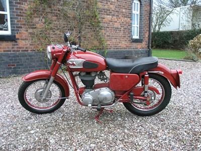 Lot 12-1962 Matchless G80