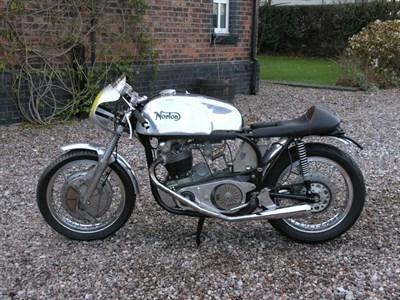 Lot 8-1965 Norton Racing Special