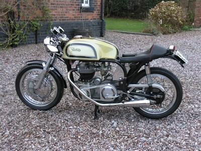 Lot 20-1956 Norton Special