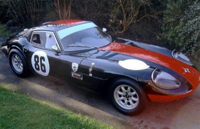 Lot 17-1965 Marcos 1800 GT