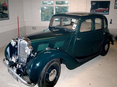 Lot 19-1950 MG YA