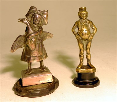 Lot 309-Two Accessory Mascots