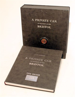 Lot 113-'A Private Car - An Account of the Bristol' by Setright