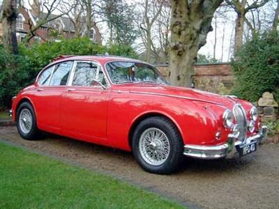 Lot 26-1966 Jaguar MK II 3.8 Litre