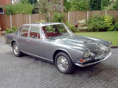 Lot 9-1966 Maserati Quattroporte