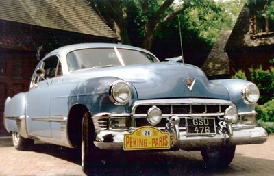 Lot 27-1949 Cadillac Series 62 Club Coupe