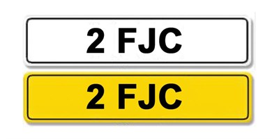 Lot 1-Registration Number 2 FJC