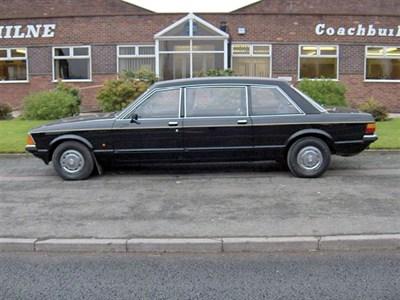 Lot 3-1981 Ford Dorchester MKVI Limousine