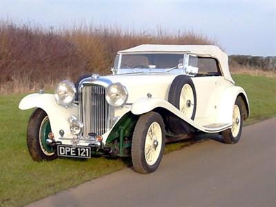 Lot 58-1935 Lagonda LG45 Tourer