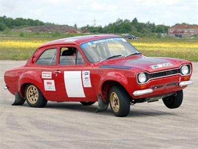 Lot 21-1969 Ford Escort 1300 GT Rally Car