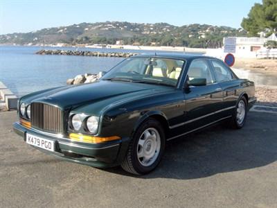 Lot 7-1992 Bentley Continental R
