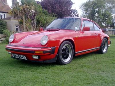 Lot 19-1982 Porsche 911 SC
