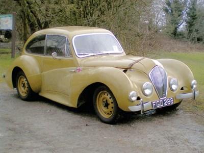 Lot 47-1947 Healey Elliott