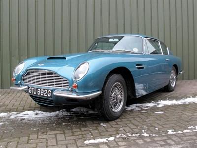 Lot 48-1969 Aston Martin DB6