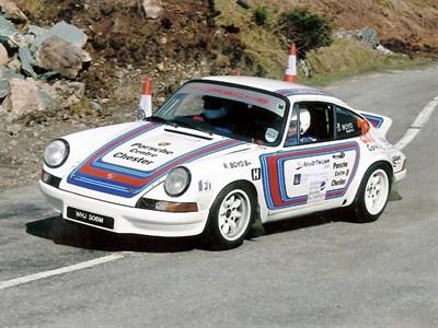 Lot 49-1973 Porsche 911