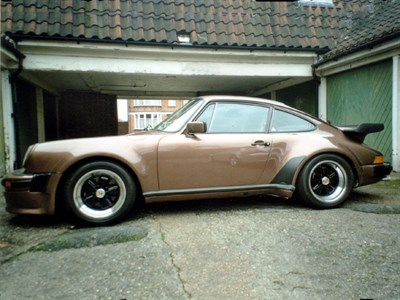 Lot 20-1980 Porsche 911 Turbo