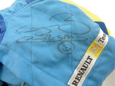 Lot 601 - Jenson Button Race Suit