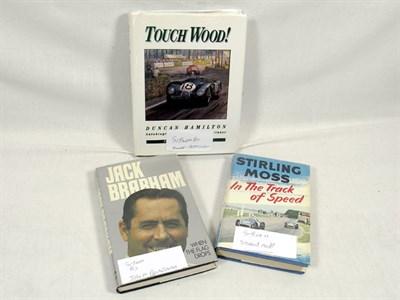 Lot 101-Three Signed Autobiographies