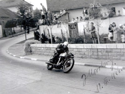 Lot 406 - An Archive of Motor Cycle Racing Photographs (1946 - 2009)
