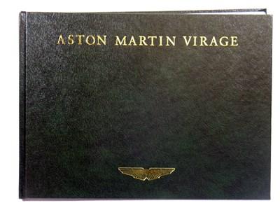 Lot 107-Aston Martin Virage by Chris Nixon