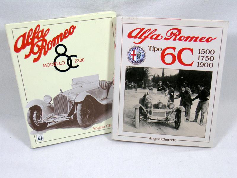 Lot 102-Alfa Romeo 'Tipo 6c' & 'Modello 8c' By Cherrett
