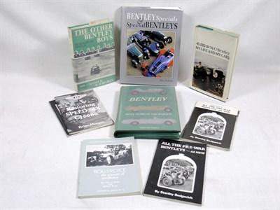 Lot 113-Quantity of Bentley Books