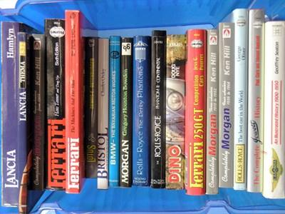 Lot 136-Quantity of Marque Specific Books