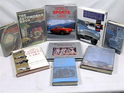 Lot 137-Quantity of Motoring Books