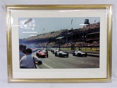 Lot 511 - Aintree Grand Prix Original Photographic Artwork