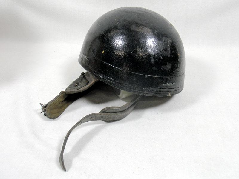 Lot 221-An Early Crash Helmet