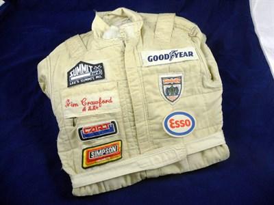 Lot 232-Jim Crawford's Indianapolis Race Suit