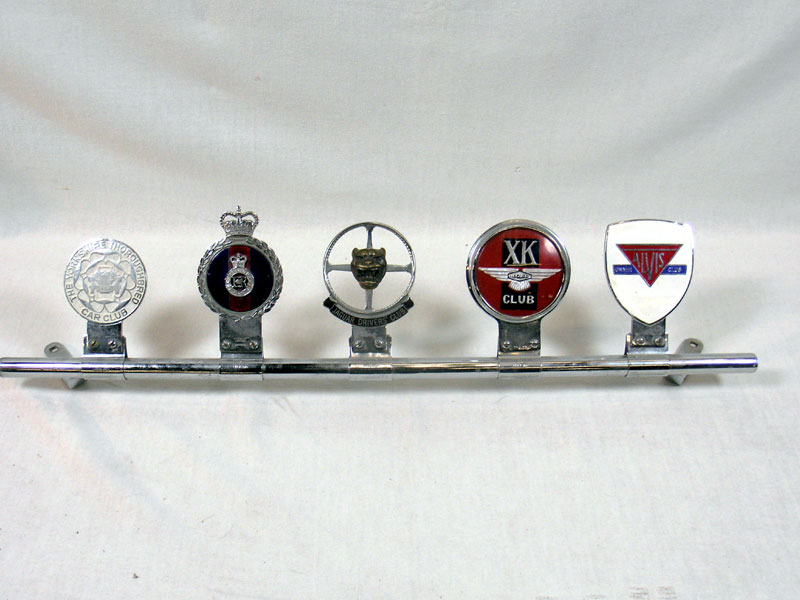 Lot 310 - A Badge Bar