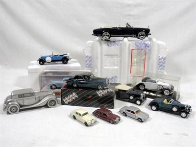 Lot 209-Quantity of Rolls-Royce Models