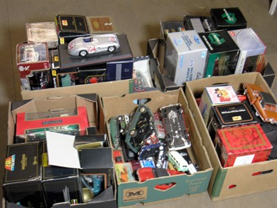 Lot 213 - A Collection of Model Cars